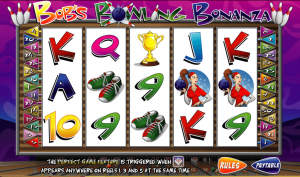 Bobs Bowling Bonanza casino