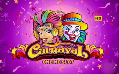 Find Your Luckiest Day with Carnaval Online Slot Machines